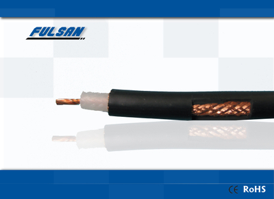 Low Loss High Quality 750HM RG6 Jelly Filled Coaxial Cable RG11 With Jelly Best Price