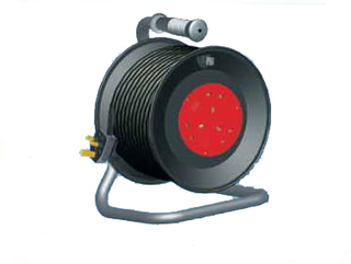 power supply cable reel