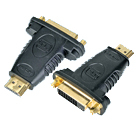 HDMI male to DVI (24+1) Adapter