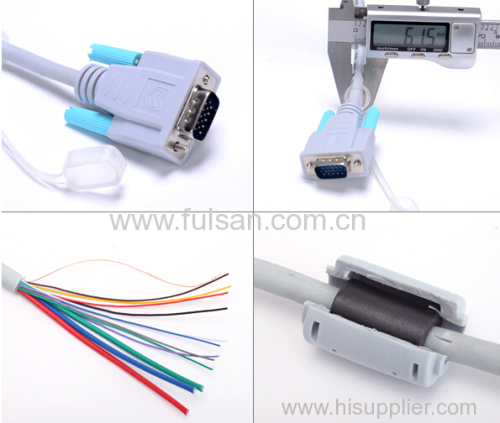 Computer Power Cable HDB15