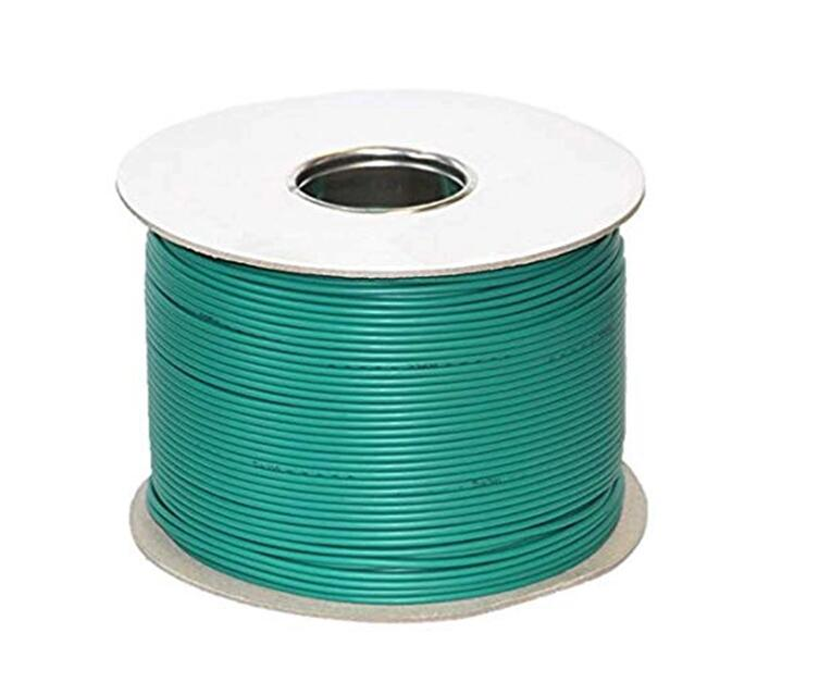 Ce RoHS Standard Green Color 2.7mm 3.4mm 3.8mm Husqvarna Robots Boundary Wire
