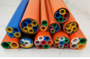 7 way 14/10mm HDPE micro duct Tube Bundle