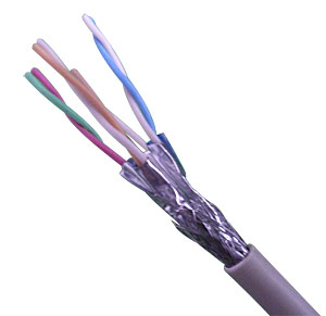 2 pair cat6 utp lan cable