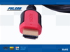 Metal shelled Cable HDMI to HDMI gold plated with ethernet hdmi cable 2.0
