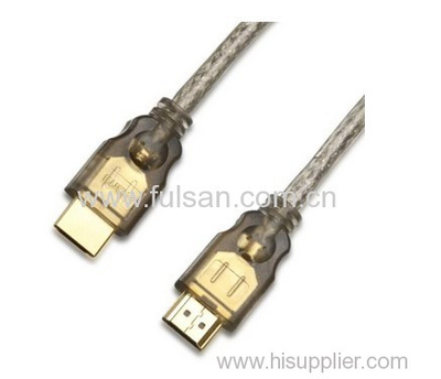 High speed 6FT HDMI cable with Ethernet for 3D