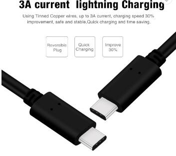 Usb 31 Type C To Type C Cable Fast Charging PD Cable