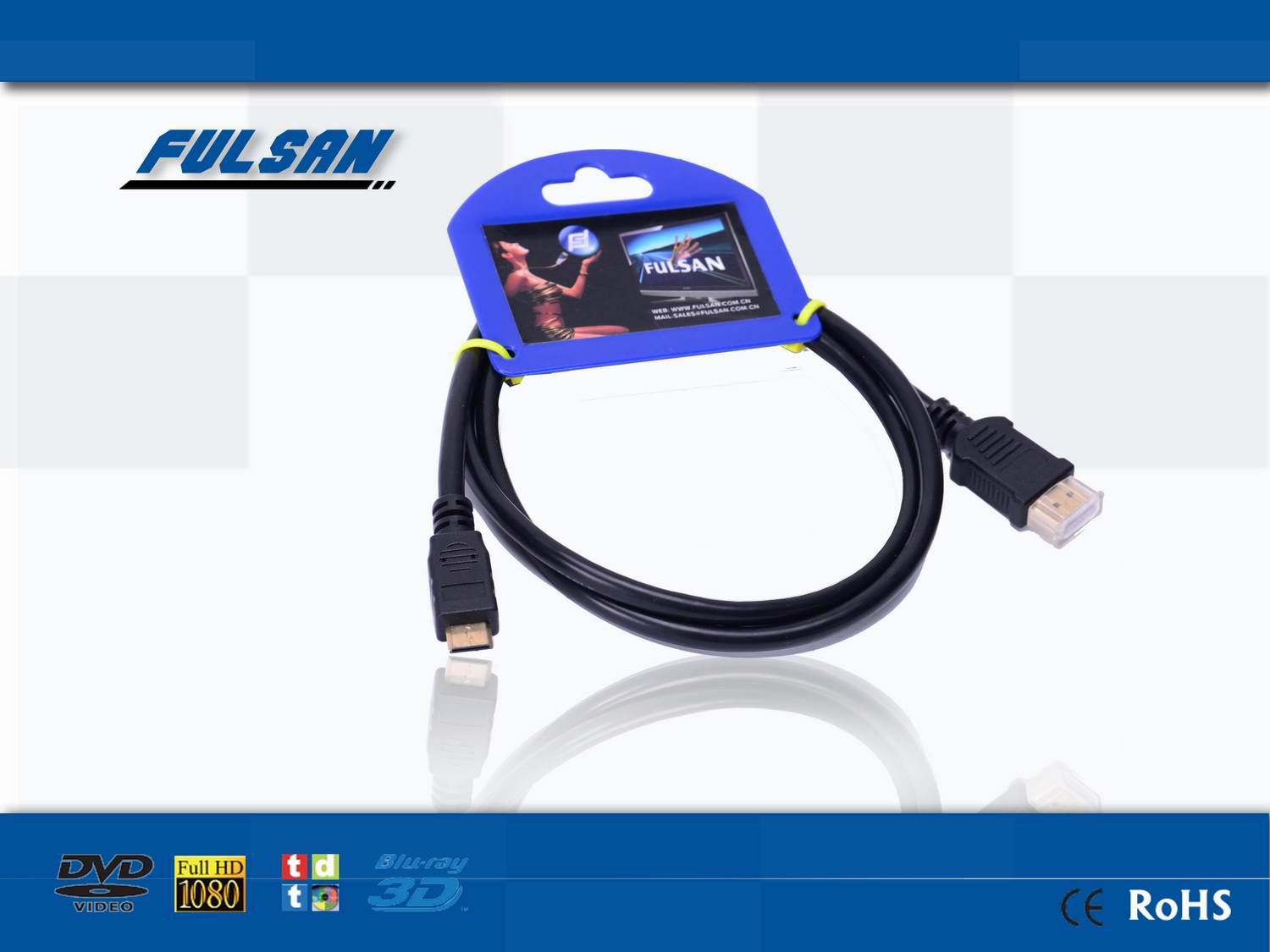 HIGH SPEED HDMI CABLE 8K 60HZ