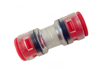 HDPE Single Tube Microduct Connector End Caps