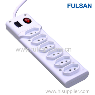 Brazil Power Socket With Fuse
