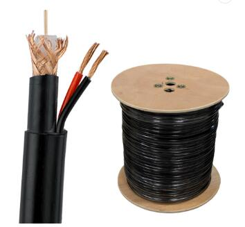 CCTV cable siamese rg59 rg6 coaxial cable