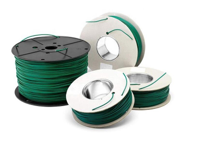 Electric Green 3.8mm Shielded Boundary Perimeter Wire For Gardena Lawn Mower
