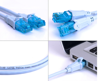 High Quality Rj45 Cat5e Patch Cable Good Price 1 Meter Utp Cat5e Patch Cords Wholesale Computer Patch Cord