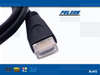 Best 1M 2M 3M 5M 10M 30m V2.0 4K 60hz 2160P HDMI Cable with Ethernet Right Angle 90