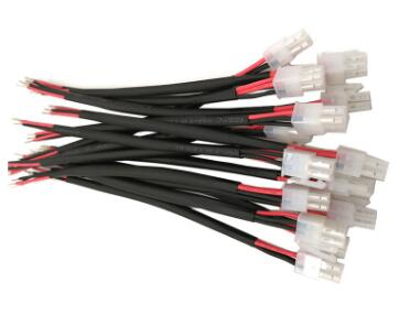 Wiring Harness with Micro Molex 1.25 2.54 Pitch 4-Pin Male And Female Connector Plug Wires Cables Assembly