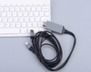 USB 3.1 Type C 9 Ports Hub Type C To Rj45 HDMI VGA 3.5mm 2*USB3.0A SD TF And Type C Female Adapter Cable Factory Price