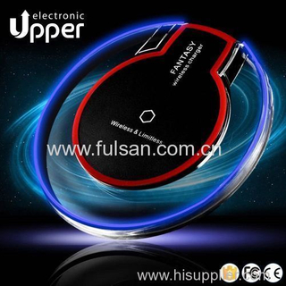 qi wireless charger for sony xperia z c6603 iphone Sumsung power bank wireless charger handfree desktop charge
