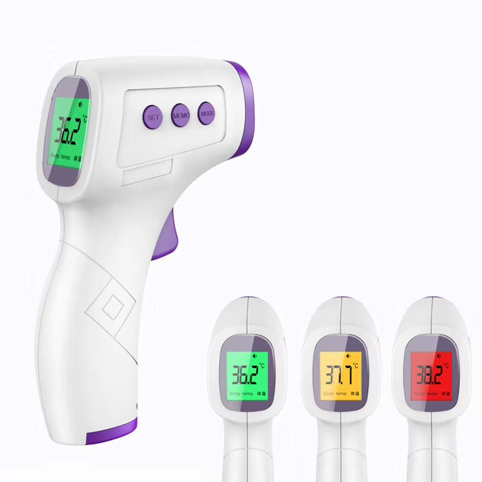 Termometro Digital Infrared Thermometer