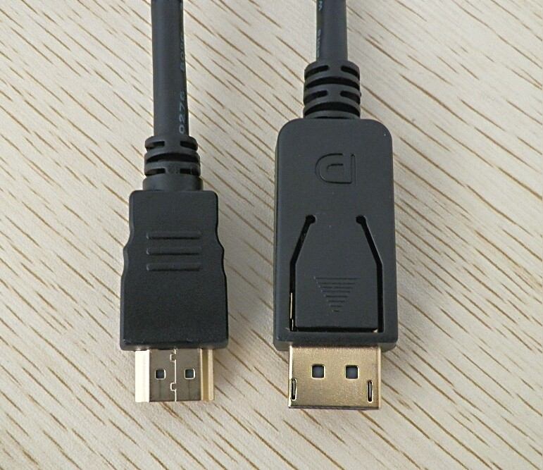 High Speed OEM Micro Hdmi To Displayport Cable