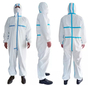 Ce Certification Disposable Personal Isolation Protective Clothing Protection Suit Protective Coverall