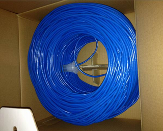 Network Cat6 Cable Wire Carton Price Cat 6 Supplier Cat6a Network Lan Cable Rj45 Cat6