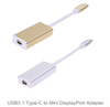 Type C to Mini Display Port Adapter USB C to Mini DP Cable USB 3.1 to Mini DisplayPort Type-C Cable