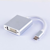 Factory Price Plastic Shell Type C USB C USB 3.1 To DVI Adapter Hub