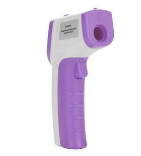 infrared thermometer human